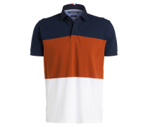 Piqué-Poloshirt Regular-Fit