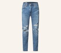 Destroyed Jeans 512 Slim Taper Fit