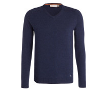 Pullover KIRK - blau