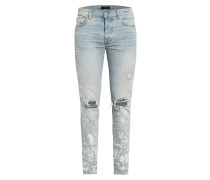 Destroyed Jeans Extra Slim Fit