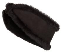 Stirnband BOW - schwarz