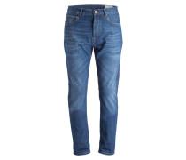 Jeans - dunkelblau denim