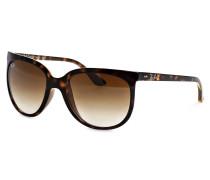 Sonnenbrille RB4126 CATS 1000 - braun
