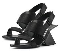 Sandaletten LOOP RUN - SCHWARZ