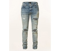 Destroyed Jeans Skinny Fit