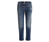 Jeans PEDAL POSITION - autentic mid blue