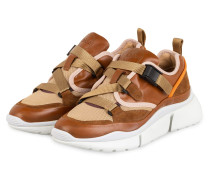 Sneaker SONNIE - AUTUMNAL BROWN