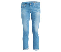 7/8-Jeans STILT ROLL-UP - fwt pacific blue