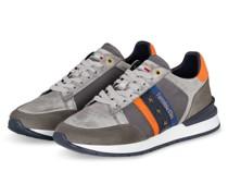Sneaker - GRAU/ HELLGRAU/ ORANGE