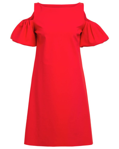 Cold-Shoulder-Kleid LAGADA