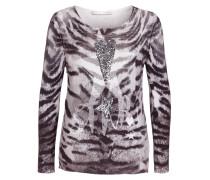 Pullover - schwarz/ grau