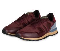 Sneaker ROCKRUNNER - bordeaux/ silbergrau