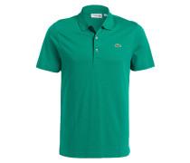 Piqué-Poloshirt - grün