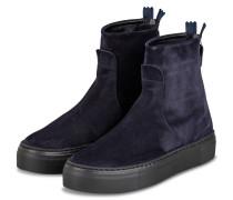 Plateau-Boots - DUNKELBLAU