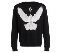 Sweatshirt DOVE - schwarz