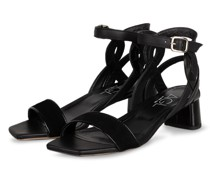 Sandaletten VANDA - SCHWARZ