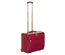 SALSA DELUXE HYBRID Business Trolley - rot