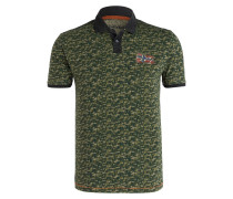Poloshirt ERSEY - grün/ khaki
