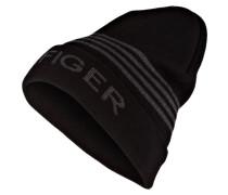 Mütze - schwarz/ grau