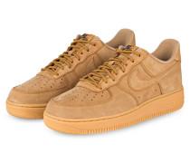 Sneaker AIR FORCE 1 - hellbraun