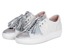 Sneaker mit Quaste