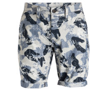 Shorts RAPTOR - blau/ dunkelblau/ hellgrau