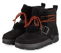 Boots CLASSIC WEATHER HIKER - SCHWARZ