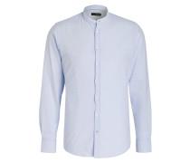 Oxford-Hemd Slim-Fit mit Stehkragen