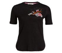 T-Shirt TIGRE aus Leinen