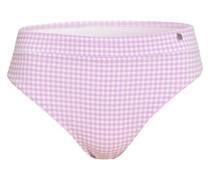 Bikini-Hose LILAC CHECK