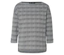 Shirt mit 3/4-Arm und Glitzergarn