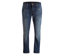 Jeans GRIM TIM Straight-Fit - rev. blue