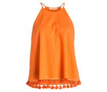 Blusentop LINDSAY - orange