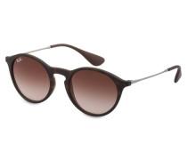 Sonnenbrille RB4243 - braun