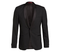 Smoking-Sakko ALSTON S Slim-Fit - schwarz