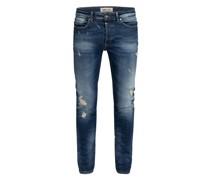 Destoyed Jeans MORTEN Sim Fit