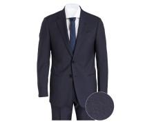 Anzug GIORGIO Regular-Fit - blau