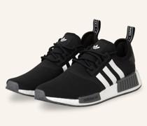Sneaker NMD_R1 PRIMEBLUE - SCHWARZ/ WEISS