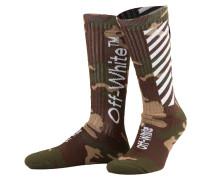 Socken DIAG - camouflage