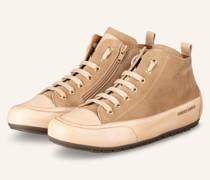 Hightop-Sneaker - BEIGE