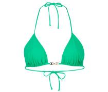 Triangel-Bikini-Top GEMINI LINK - gelb