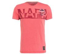 T-Shirt SABOL - koralle