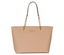 Saffiano-Shopper JET SET TRAVEL CHAIN