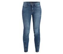 Skinny-Jeans STRICT - blau