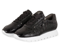 Sneaker RISE X - SCHWARZ