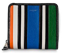 Geldbörse BAZAR SMALL - blau/ grün/ orange