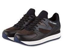 Sneaker - schwarz/ gelb