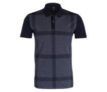 Piqué-Poloshirt PAINO Regular-Fit - navy