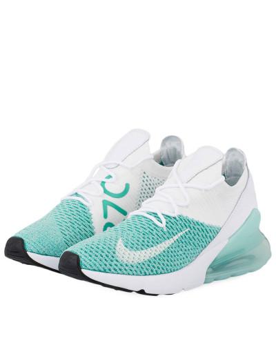 Nike Damen Sneaker AIR MAX 270 FLYKNIT - TÜRKIS Breite Palette Von Verkauf  Genießen Spielraum Wählen 238dbfaa2a