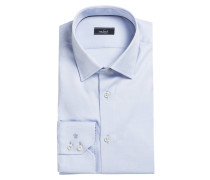 Oxford-Hemd RET Slim-Fit - hellblau